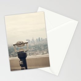 The View: Los Angeles Stationery Cards
