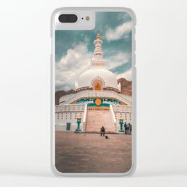 Incredible India Clear iPhone Case