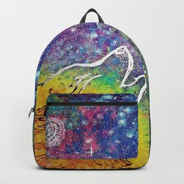 Devoted Moon Backpack