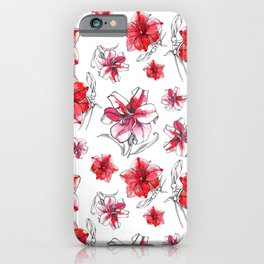 Lilys iPhone Case