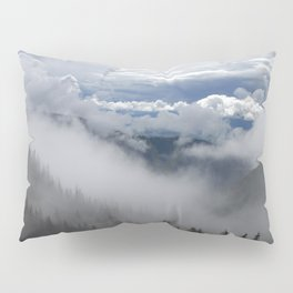 Travell The Valley of Mist Pillow Sham