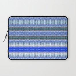 Woven Blue Laptop Sleeve