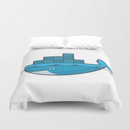 Docker Duvet Cover