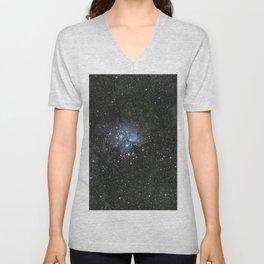 Pleiades. Unisex V-Neck