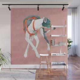 Italian Greyhound Wall Mural