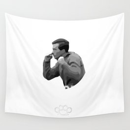 Jerry Mitchell's Boxing Classes | Three O'Clock | At The Parking Lot | High School Gym Design For Me Wall Tapestry