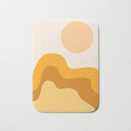 Sun Dunes 02 Bath Mat