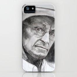 HERMANN HESSE iPhone Case