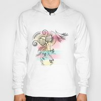 decorative Hoodies featuring Decorative Floral by famenxt