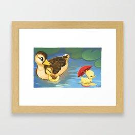 One of a Kind Framed Art Print