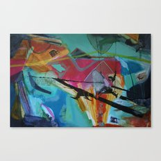 the fierce urgency of now, 2 Canvas Print