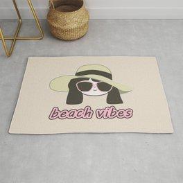 Little Lady - Beach Vibes Rug
