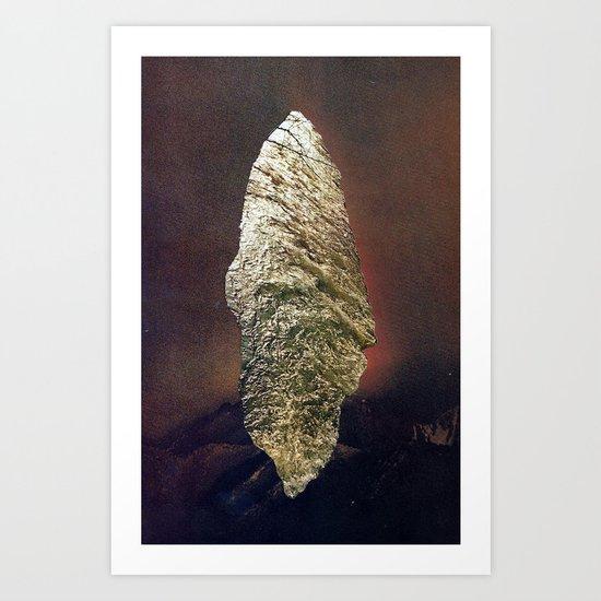 p2p Art Print