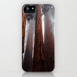 Large Trees iPhone Case