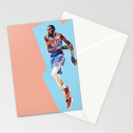 Slim Reaper KD #7 Basketball Player Stationery Cards