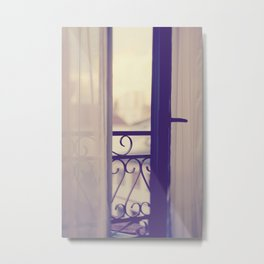Paris Boudoir  Metal Print