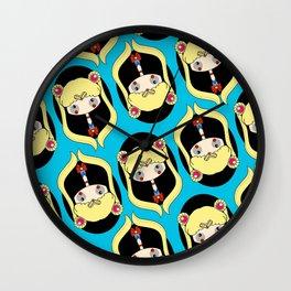 sailor moon estilo Wall Clock