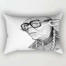 YO DMC Rectangular Pillow