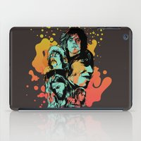 floyd iPad Cases featuring Pink Floyd Tribute by RJ Artworks