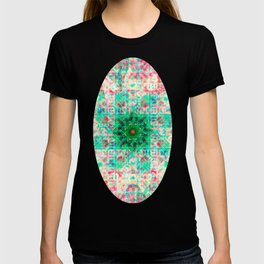 Psychedelic Pastels T-shirt