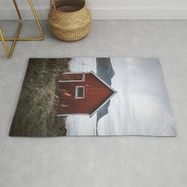 Red Cabin Rug