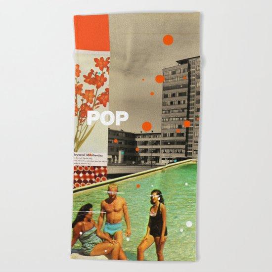 Pop Beach Towel
