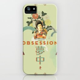 A Genki Obsession iPhone Case