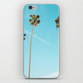 Palm Tree Sunshine iPhone Skin