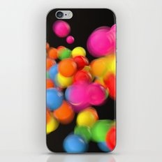 Motion Part 3 iPhone Skin