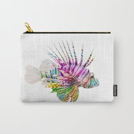 When I Dream of Lionfish Carry-All Pouch