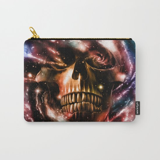 Space Skull II Carry-All Pouch