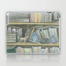 RHX Bookshelf Logo Laptop & iPad Skin