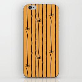 creepy crawlies iPhone Skin