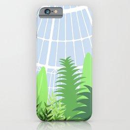 Botanical Glasshouse II iPhone Case