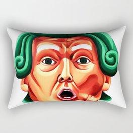 Oompa Loompa Trump Rectangular Pillow