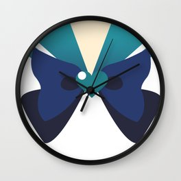 Sailor Neptune Heart Wall Clock