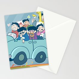VROOM VROOM! Stationery Cards