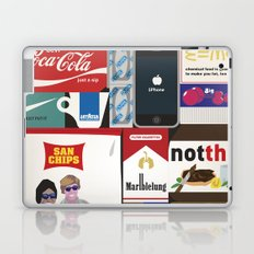 Consumption of goods Laptop & iPad Skin