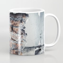 Pattern #3 (another brick in the wall) Coffee Mug