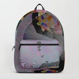 Space Flower Backpack