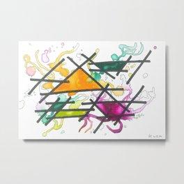 No. 8: Yasmine Metal Print
