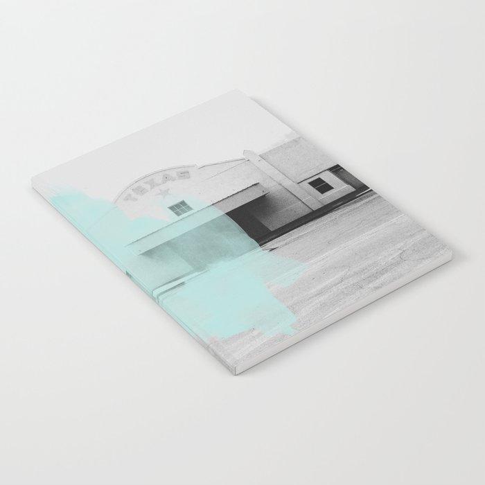 Blue Texas / Marfa Notebook