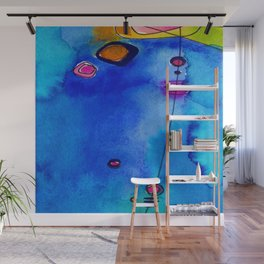 Magical Thinking No. 2C by Kathy Morton Stanion Wall Mural