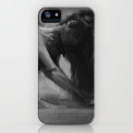 Girl 2 iPhone Case