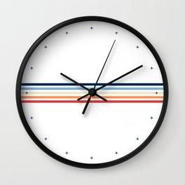 Vintage T-shirt No5 Wall Clock