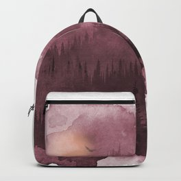 Red Mist Forest Backpack