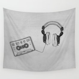 Music, please! Wall Tapestry