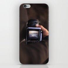 Medium Format Camera Dreams iPhone Skin