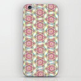 Metatron's Cube Sacred Geometry iPhone Skin