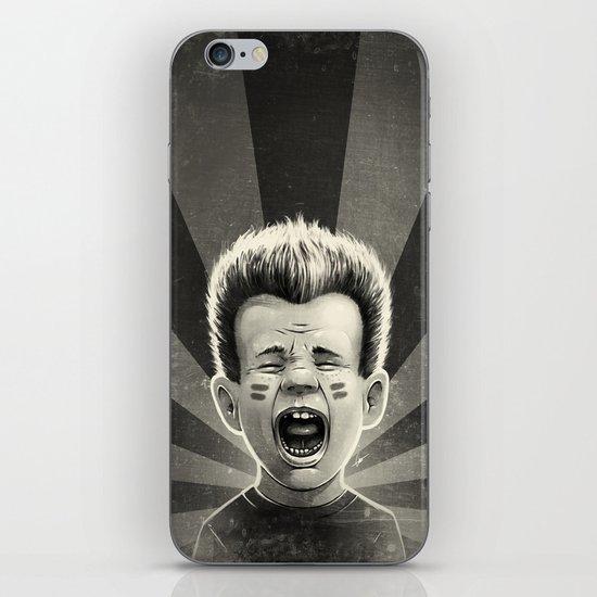 Noise Black iPhone & iPod Skin